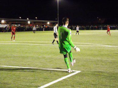 Newcastle United vs Consett 2
