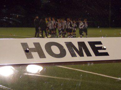 Consett AFC New Ground