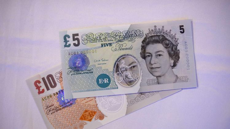 Bank of England to Introduce Polymer Banknotes