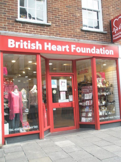 British Heart Foundation.