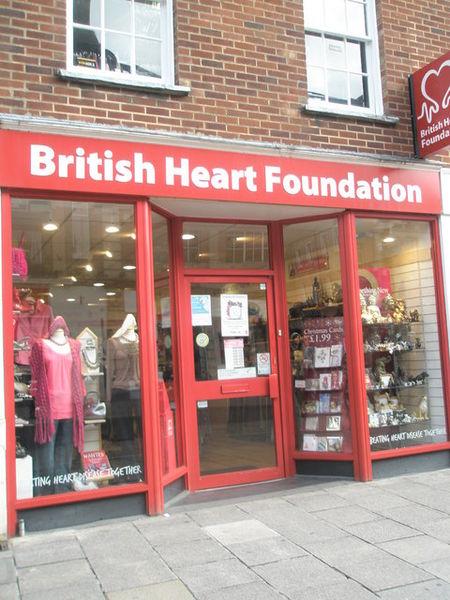 British Heart Foundation.