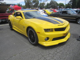 Bumblebee, Transformers yellow Camero