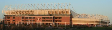 Stadium of Light, Sunderland AFC
