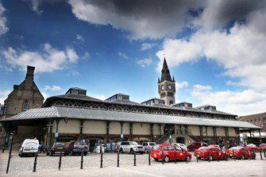 Darlington covered market