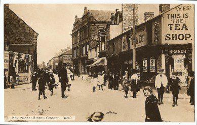 Newmarket Street Co-op