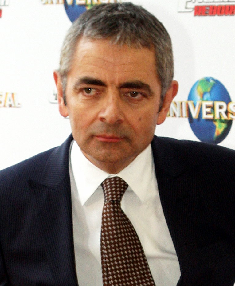 Rowan Atkinson Consett