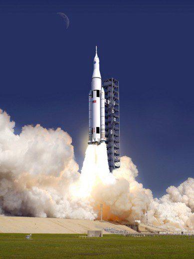 SLS Rocket