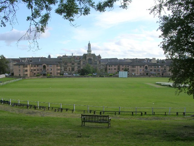 The Grande, Scotland Cricket ground, Edinburgh