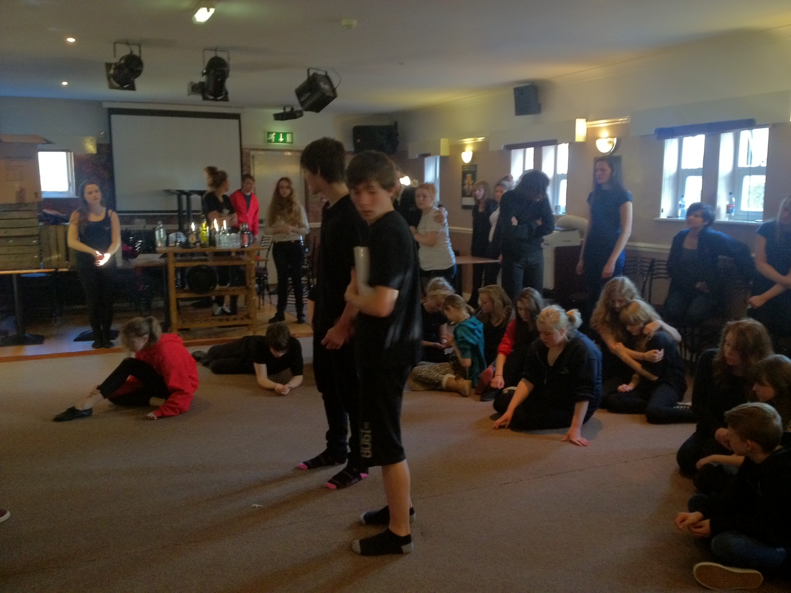 Act On Theatre Group, Consett.
