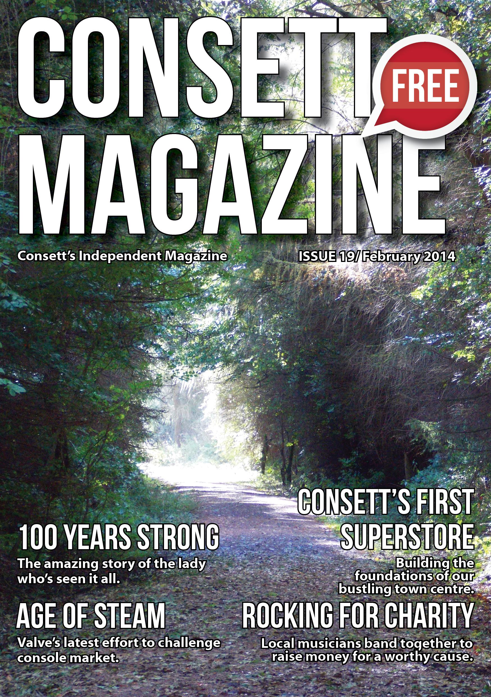 February Consett Magazine