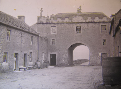 Black Hedley Hall - Lough Birth place
