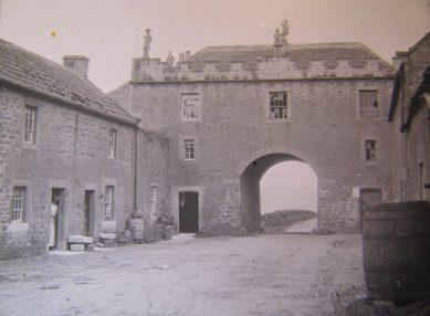 Black Hedley Hall - Lough Birth place