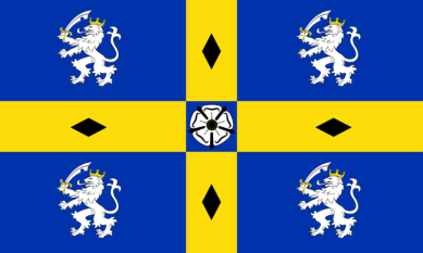Flag of County Durham