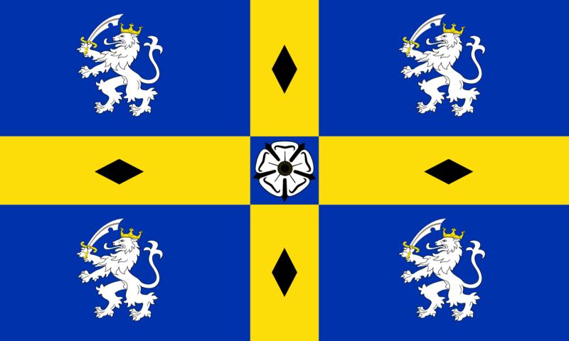 Flag of County Durham