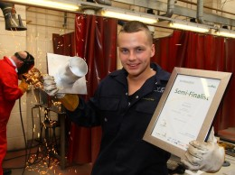 Reece welder worldskills 2014