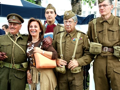 Remembering War - Dad's Army