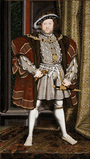 Henry VIII Selfie