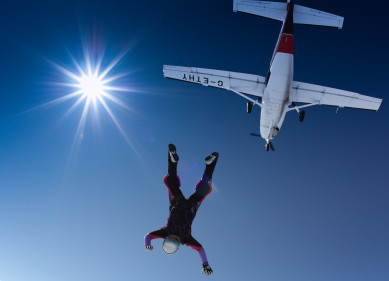 Willowburn Skydive