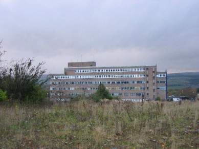 Shotley Bridge Hospital