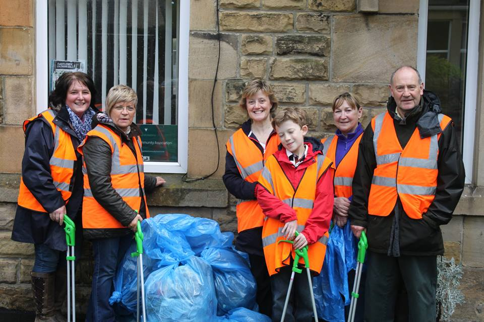 Castleside Big Spring Clean