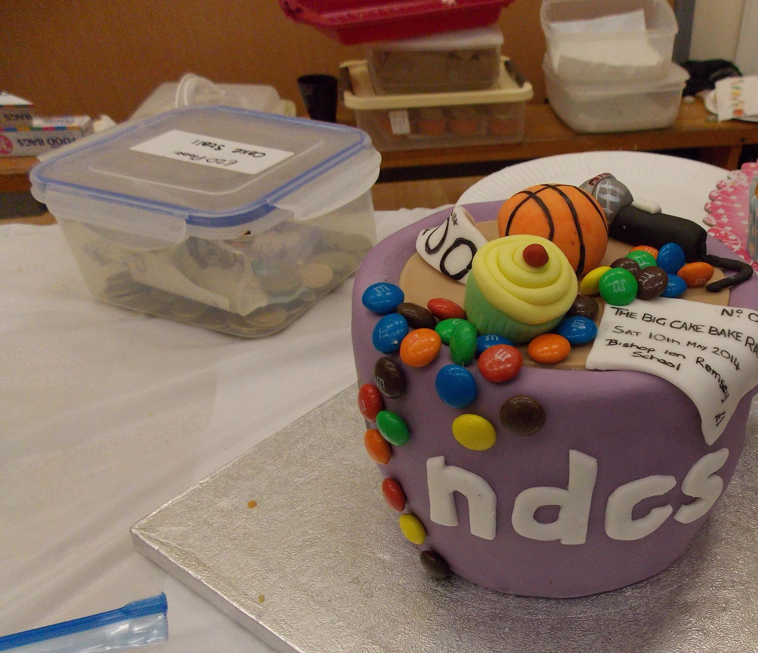 NDCS Big Bake Sale