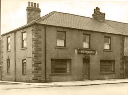 The Brit Pub