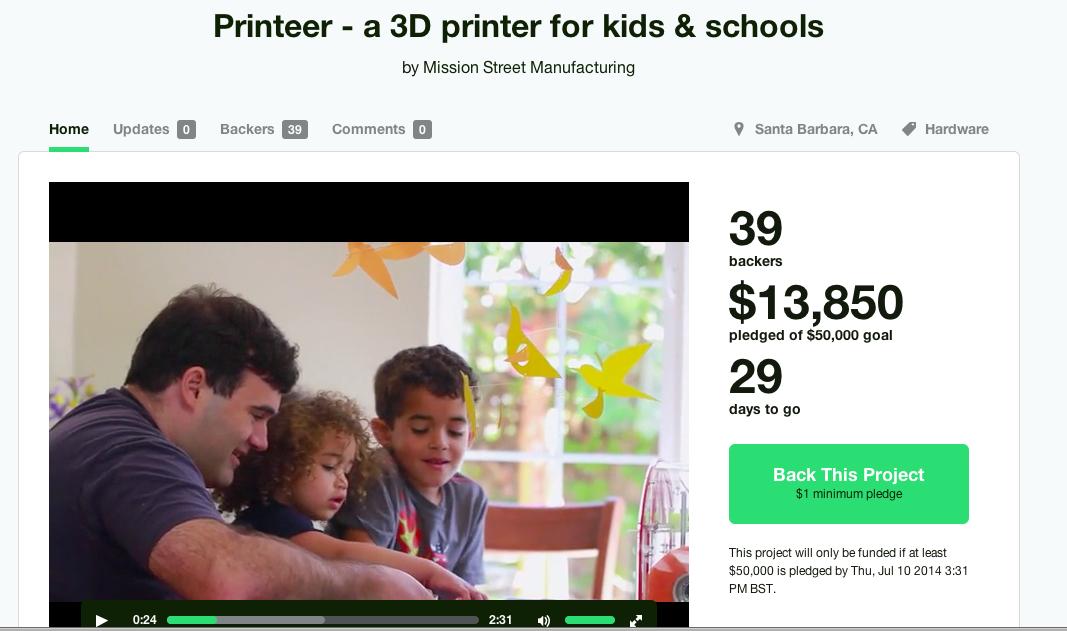 3D Printers For Kids - 3D Printing
