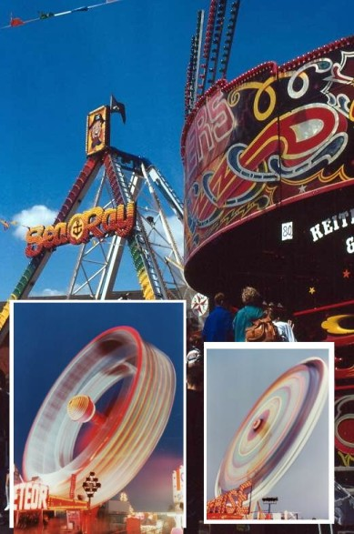 "Aspects of the ""Hoppings"""
