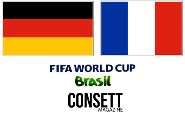 World Cup France vs Germany.fw