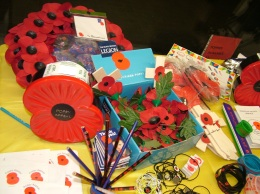 Some of the many ways of donating to the Royal British Legion