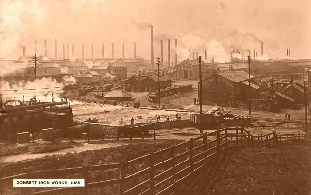 Consett Iron Works 1065