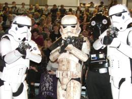 The 99th Garrison make an appearance in the NDA Thetre