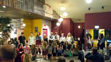 Consett YMCA Act On Theatre Group