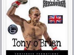 Tony O'Brien - Consett Mauay Thai Fighter