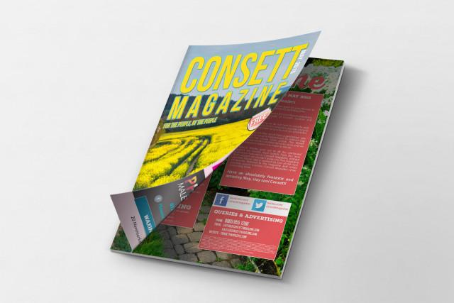 Consett Magazine May 2015