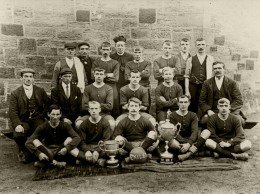 Leadgate Exiles Roman Catholic football Team of The Brooms