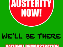 Austerity Poster 2