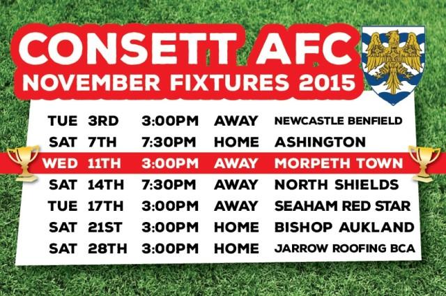 Consett AFC Nov