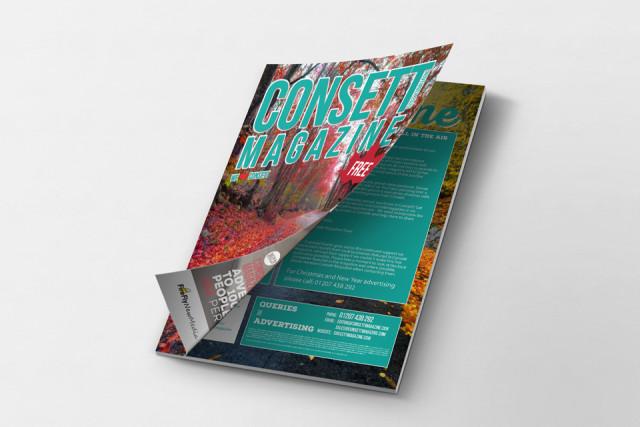 Consett Magazine November 2015