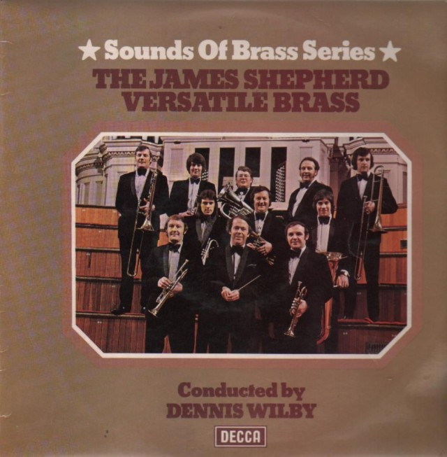 THe James Shepherd  Versatile Brass