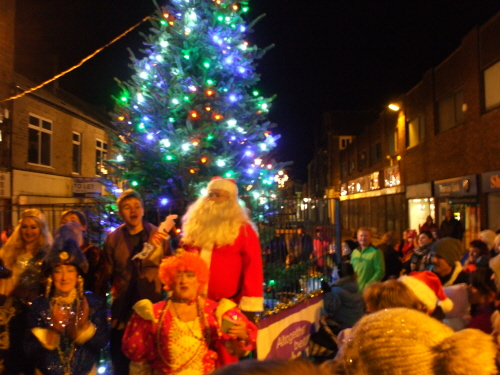 Christmas Consett Events