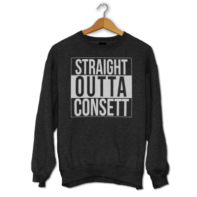 Straight Outta Consett Jumper
