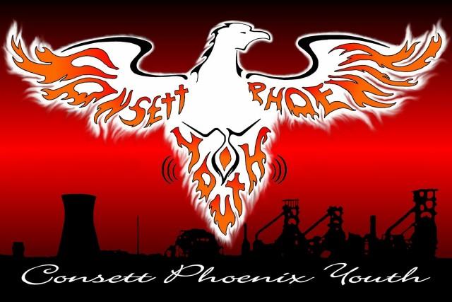 Consett Phoenix Youth logo