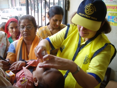 Rotary Polio 2