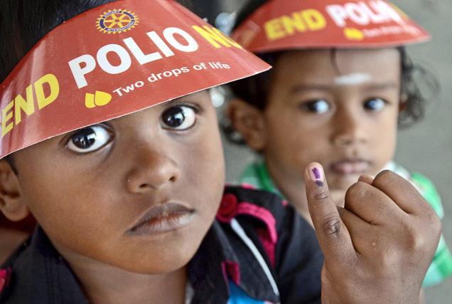 Rotary polio3