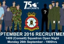 Consett Air Cadets