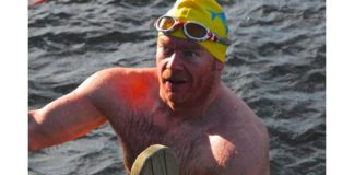Consett Swimmer English Channel