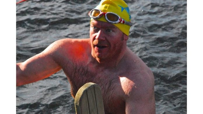 Consett Swimmer English Channel