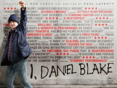 I Daniel Blake Film Review Poster from Film