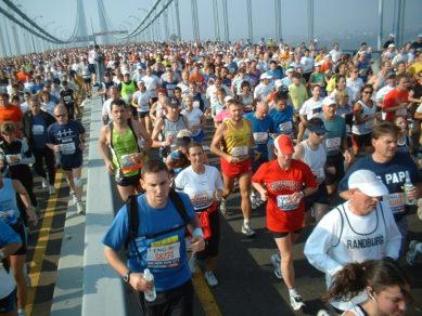Police Woman Raises Thousands by Running New York Marathon